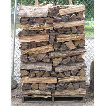 Halfcord-Firewood