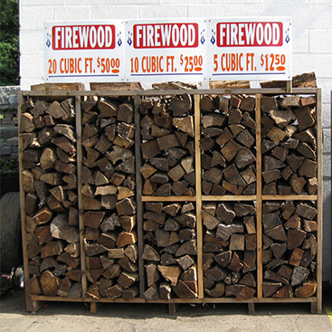 Loose-bundle-firewood