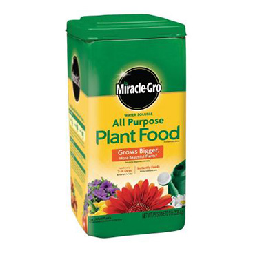 Miracle-grow-plant-food