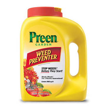 Preen-weed-preventer